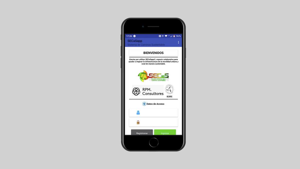SECAS App